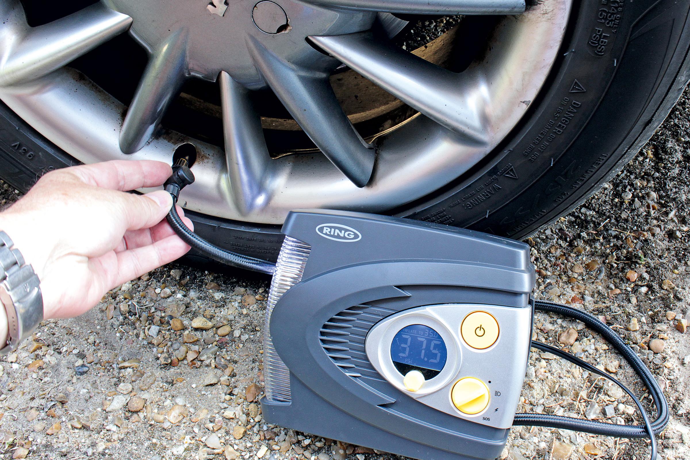 mini air compressors for car tyres 2019