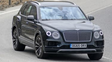 A to Z guide to electric cars - Bentley Bentayga