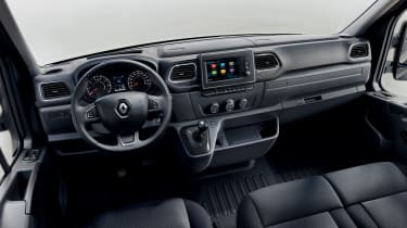 Renault Master - interior