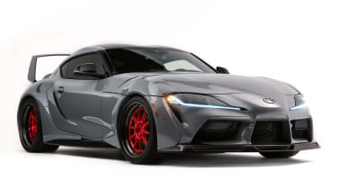 Toyota Supra hyperboost