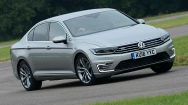 A to Z guide to electric cars - VW Passat GTE