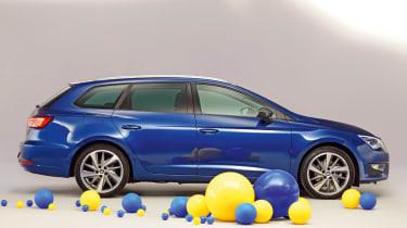 SEAT Leon ST - best estate 2014