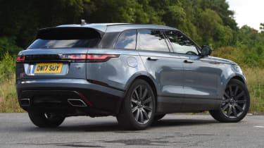 Range Rover Velar - static rear