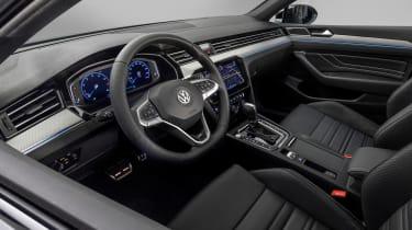 Volkswagen Passat R-Line Estate - interior