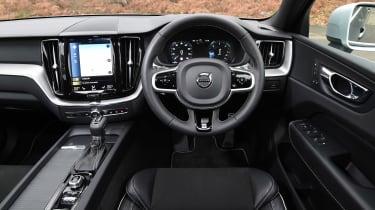 Used Volvo XC60 Mk2 - dash