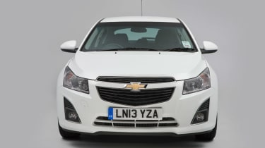 Used Chevrolet Cruze front
