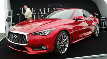 Infiniti Q60 - London Motor Show