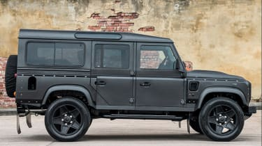 Kahn Design Defender side
