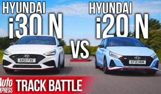 Hyundai i20 N vs i30 N