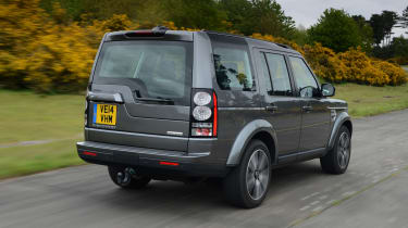 Vauxhall Corsa - long term rear