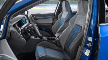 Volkswagen Golf R Estate - front seats
