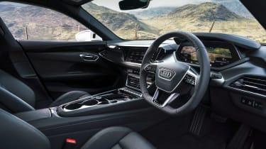 Audi e-tron GT - cabin