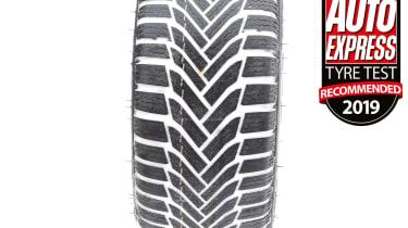 Michelin Alpin 6 - Winter Tyre Test 2019