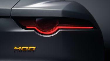 Jaguar F-Type MY2017 - 400 Sport badge