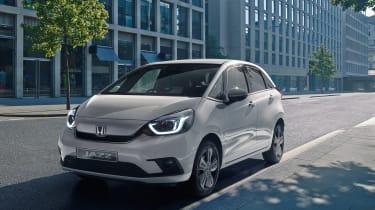 New 2020 Honda Jazz  front