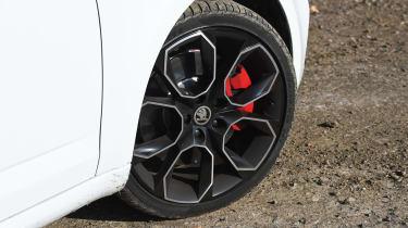 Skoda Octavia vRS 230 wheel