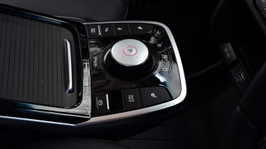 Kia e-Niro - centre console