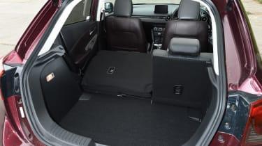Mazda 2 - boot