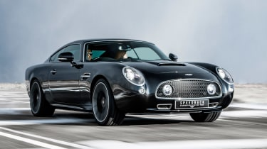 David Brown Automotive Speedback Silverstone edition story header