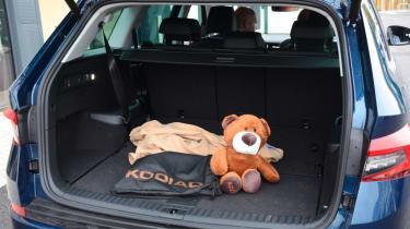 Long-term test review: Skoda Kodiaq - R1 - teddy boot