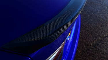 Lexus GS F - rear detail