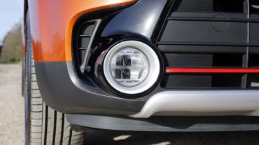 Kia Soul Sport - exhaust