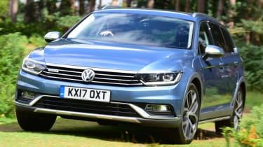Volkswagen Passat Alltrack - header