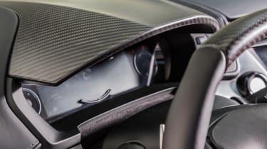 Honda NSX - dials