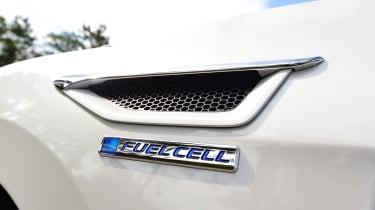 Honda Clarity - Fuel Cell badge