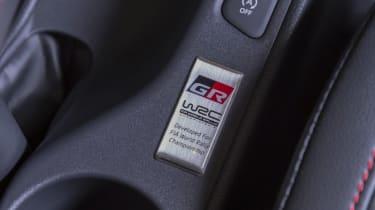 Toyota GR Yaris - plaque