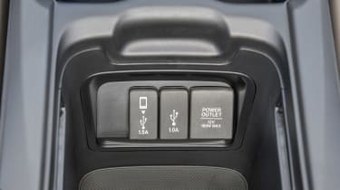 New Honda CR-V - power points