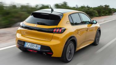 Peugeot 208 - rear
