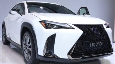 Lexus UX news story header