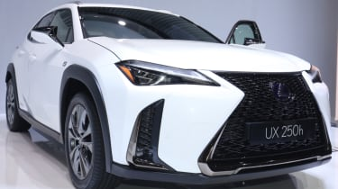 Lexus UX news story header