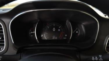 Renault Megane diesel - speedo