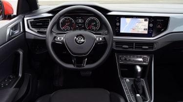 Volkswagen Polo - dash