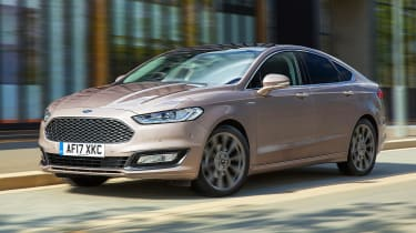 Ford Mondeo Vignale - front