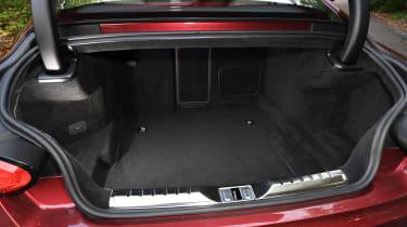 Bentley Continental GT - boot