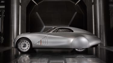 BMW Concept Coupe Mille Miglia - side