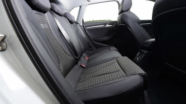 Audi A3 e-tron - rear seats