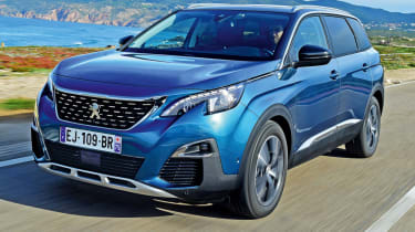 Best new cars of 2017: our road tests of the year - Peugeot 5008