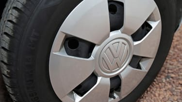 Used Volkswagen up! - wheel