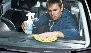Best interior trim cleaner