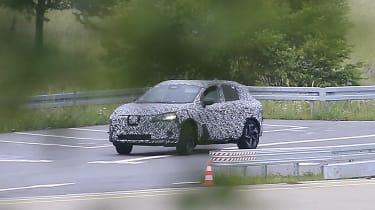 New Nissan Qashqai - spyshot 17