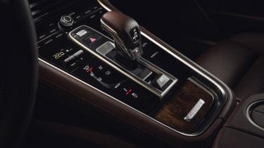 Porsche Panamera Sport Turismo - centre console