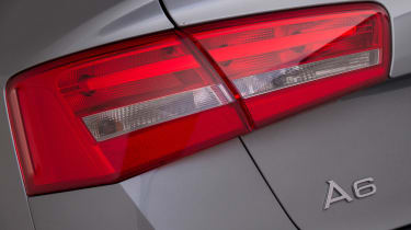 Used Audi A6 - rear light