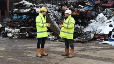 Car recycling - Finnerty and Carus