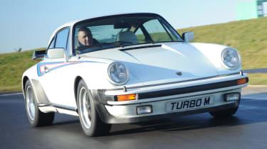 Porsche 911 Turbo classic