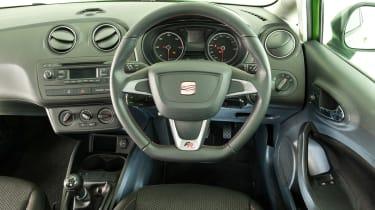 SEAT Ibiza used - dash