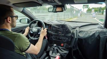 Hyundai i30 Fastback N prototype - Jonathan Burn